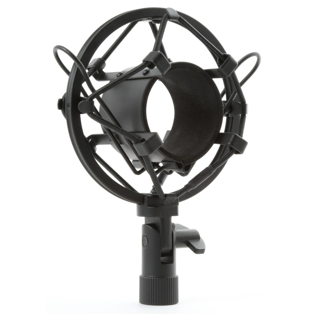 vonyx studioset studio microphone set with stand and pop filter avecorp. Black Bedroom Furniture Sets. Home Design Ideas