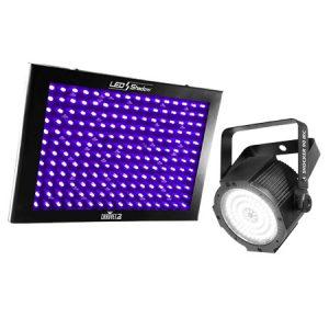 Strobe & UV Lighting