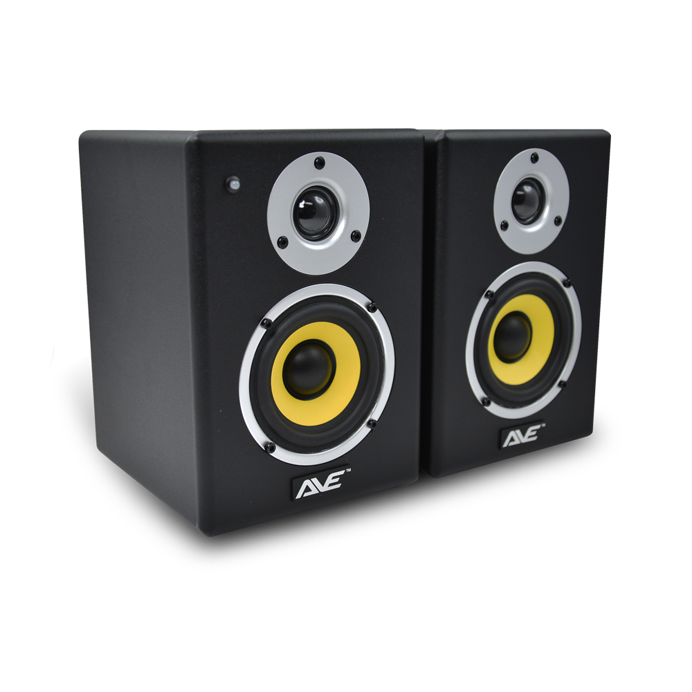 AVE Fusion4 Studio Monitor Pair