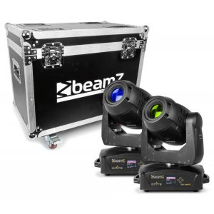 Head movement:Pan540° Head movement:Tilt270° Beam angle15° No. of colours7 colours + open No. of gobos6 rotating gobos, 8 static gobos + open No. of LEDs1x 180W DMX channels13 or 17 Power supply100~240Vac / 60-50Hz Consumption230W Dimensions320 x 220 x 360mm Weight10 kg_side1