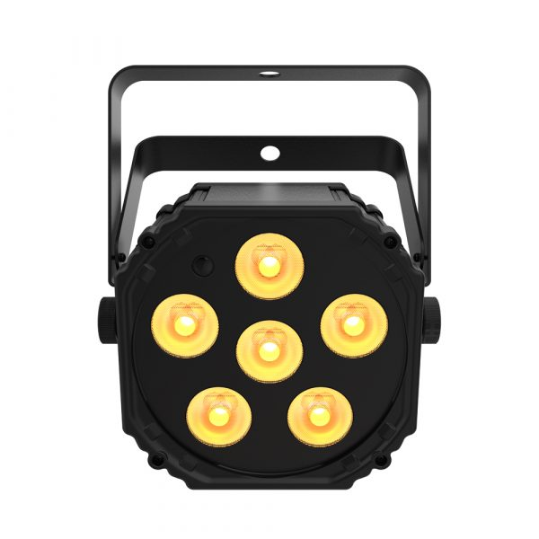 EZlink Par Q6 BT-FRONT-Amber